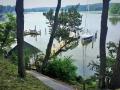 Dock & Sailboats
