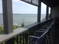 Deck View of Chesapeake Bay