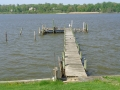 View- Private Dock