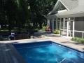 Exterior - Screened Porch & Pool