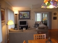 Dining Area toward Living and Sunroom