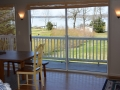 Waterfront View from Kitchen
