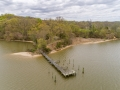 Aerial View/ Dock